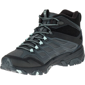 Merrell Moab FST Ice+ Thermo Shoes Women grey/black